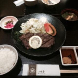 ステーキ(三嶋亭 本店 (みしまてい))