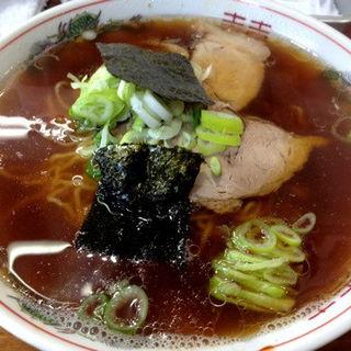 醤油ラーメン(三栄軒 )