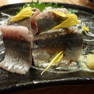 秋刀魚の刺身(あぶり)(上州屋)
