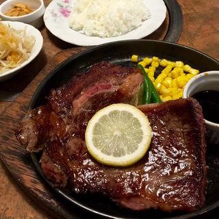 ランチステーキ(上州牛肉みはら )