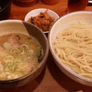 豚骨つけ麺(上方ざんまい屋)