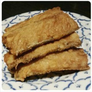 太刀魚の唐揚げ(上海・四川料理 六曾館 (Rokukaikan ロクカイカン))