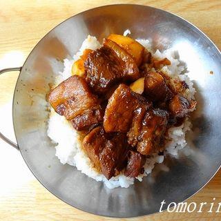 台湾屋台風豚肉丼(上海厨房 楊家楼 )