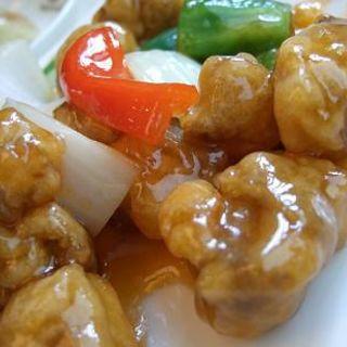 酢豚(中国大明火鍋城 (チュウゴクダイメイ・ヒナベジョウ))