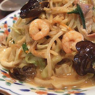 皿うどん(中国料理 大名 華風)