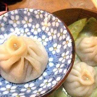 自家製ショーロンポー(中国料理 福林楼)
