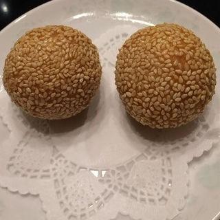 胡麻団子(2個)