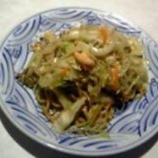 特製皿うどん(中国菜館 福新楼 )