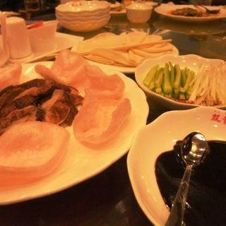 北京ダック(中国食府 双龍居 天満駅前店 )