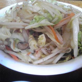 野菜炒め定食(中川食堂 )