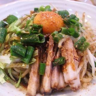 まぜ麺(中華そば Hanzen)