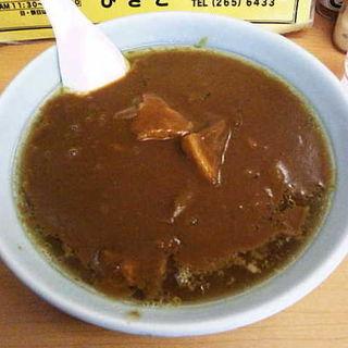 カレーラーメン(中華そば ひさご )