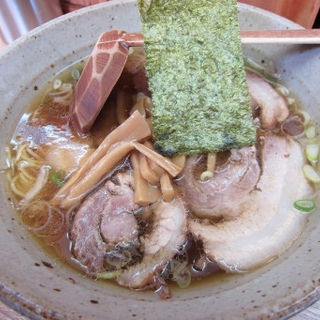 チャーシューメン(中華そば 匠 (ちゅうかそば たくみ))