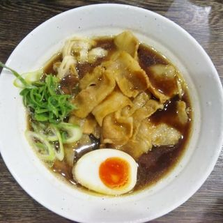 肉そば(中華そば 無限 )