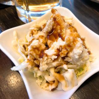 ポテトサラダ(居酒屋 華)