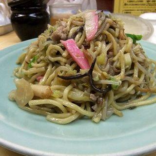 皿うどん Cセット(中華山庄)