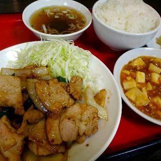 焼肉ランチ(中華成喜 (ナルキ))