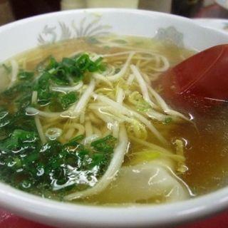 ワンタンスープ(中華料理 さか市)