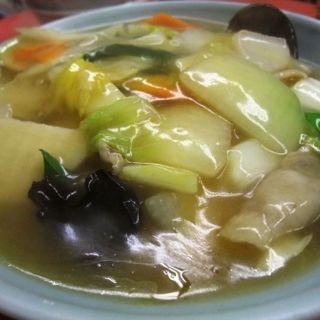 中華丼(中華料理 さか市)