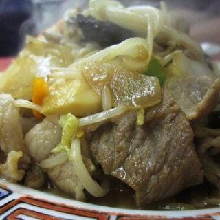 肉野菜炒め(中華料理 さか市)