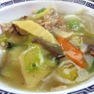 中華丼(中華料理 太陽)