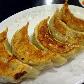 焼き餃子(中華料理 太陽軒 )