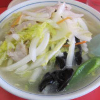 タンメン(中華料理 宝楽 )