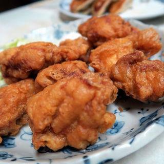 若鶏唐揚げ(中華料理 相一軒 (アイイチケン))