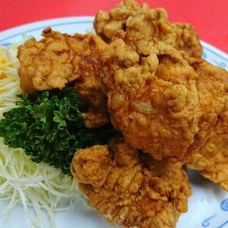 唐揚(豚麺 )
