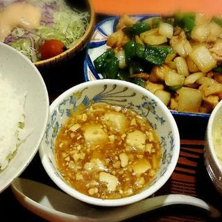 B定食(中華料理 香州)