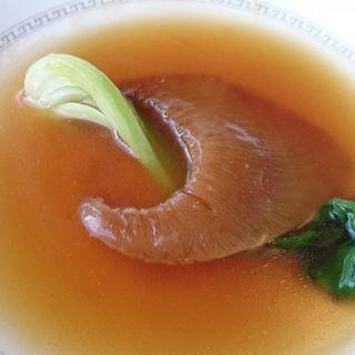 フカヒレ(中華菜館 福寿林)