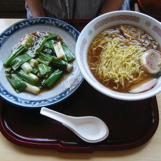 ねぎラーメン(中華食事処 孫悟空)
