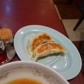 餃子(中華麺工房 男爵 市川店 )