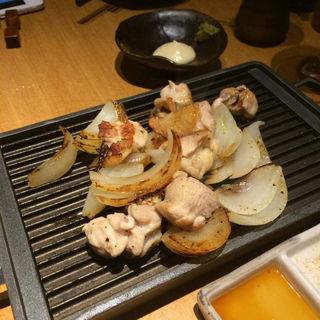 地鶏塩焼き(串イッカ )