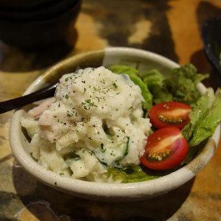 ポテサラ(串焼き ごう 川崎店)