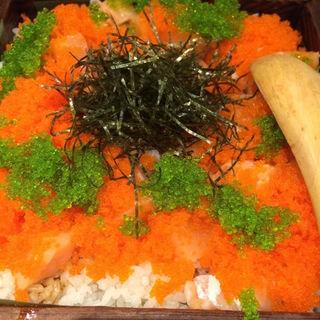 新定番!海鮮ひつまぶし(串遊海鮮 かいり )