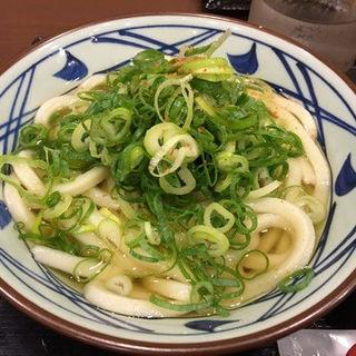 かけうどん(丸亀製麺 名古屋スパイラルタワーズ店 )