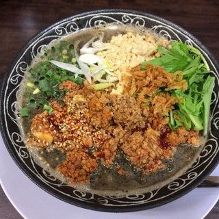 黒ごま担々麺(丸直 )