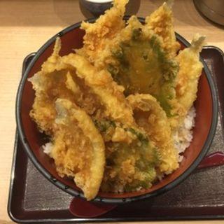 キス天丼メガ盛り(丼いなはん )