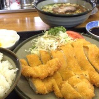穴子天丼のメガ盛り(丼いなはん )