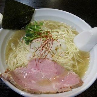 海老出汁そば(丿貫)