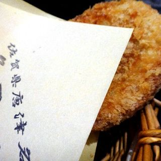 佐賀唐津名物 魚ロッケ(九州酒場 びーどろ)