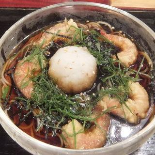 小海老冷麺(二八庵 さらしん (にはちあんさらしん))