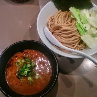 海老味噌つけ麺(五ノ神水産 )