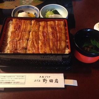 鰻重 桂(五代目 野田岩 (のだいわ))