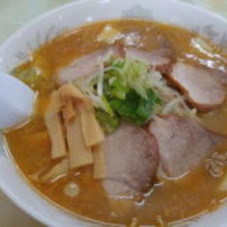 蘇州ラーメン 味噌チャーシュー(五条軒)