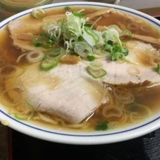 醤油ラーメン(井上 (いのうえ))