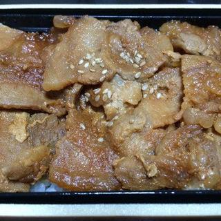 焼肉弁当(豚)(京昌園DELI パルシェ食彩館店 (ケイショウエンデリ))