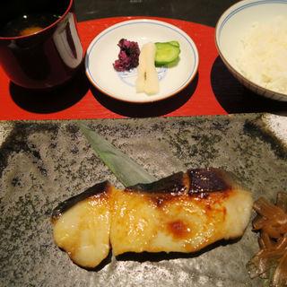 銀だらの蔵みそ焼(京都一の傳本店 )