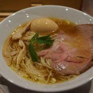 味玉中華蕎麦(仙台中華蕎麦 仁屋 )